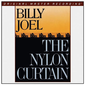 "Billy Joel ""The Nylon Curtain"" 180gm 45RPM Audiophile 2LP"