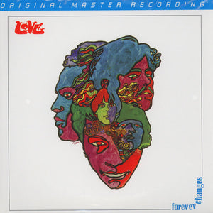"Love ""Forever Changes"" 180gm 45RPM Audiophile 2LP"