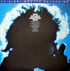 "Bob Dylan ""Greatest Hits"" 180gm 45RPM Audiophile 2LP"