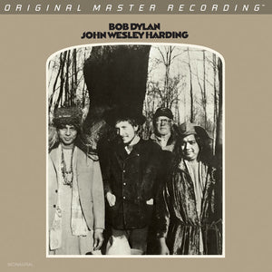 "Bob Dylan ""John Wesley Harding"" 180gm 45RPM Audiophile 2LP - Stereo Version"