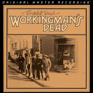 "Grateful Dead ""Workingman's Dead"" 180gm 45RPM Audiophile 2LP"