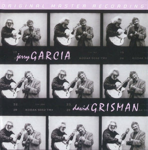 "Jerry Garcia / David Grisman ""Jerry Garcia / David Grisman"" 180gm Audiophile 2LP"