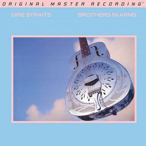 "Dire Straits ""Brothers In Arms"" 180gm 45RPM Audiophile 2LP"