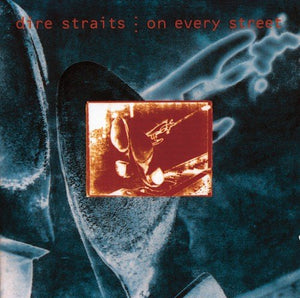 "Dire Straits ""On Every Street"" 180gm 2LP"