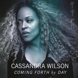 "Cassandra Wilson ""Coming Forth By Day"" 180gm 2LP"