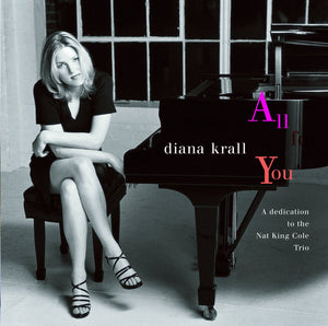 "Diana Krall ""All For You"" 180gm 2LP"