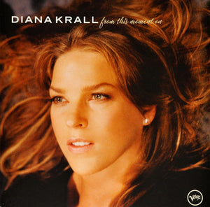 "Diana Krall ""From This Moment On"" 180gm 2LP"