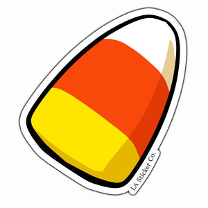 Candy Corn Sticker
