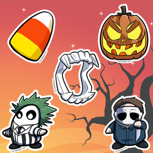 Halloween Sticker Bundle