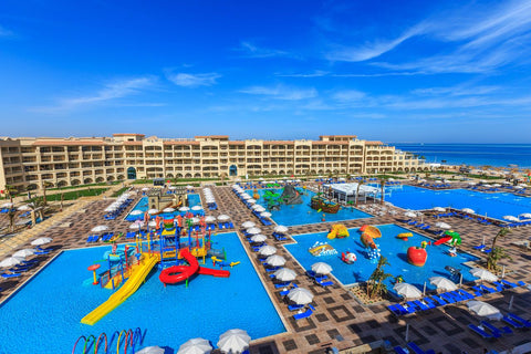 Albatros White Beach Hurghada red sea egypt