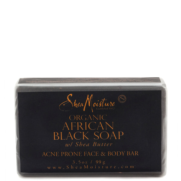 African Black Soap Face bar