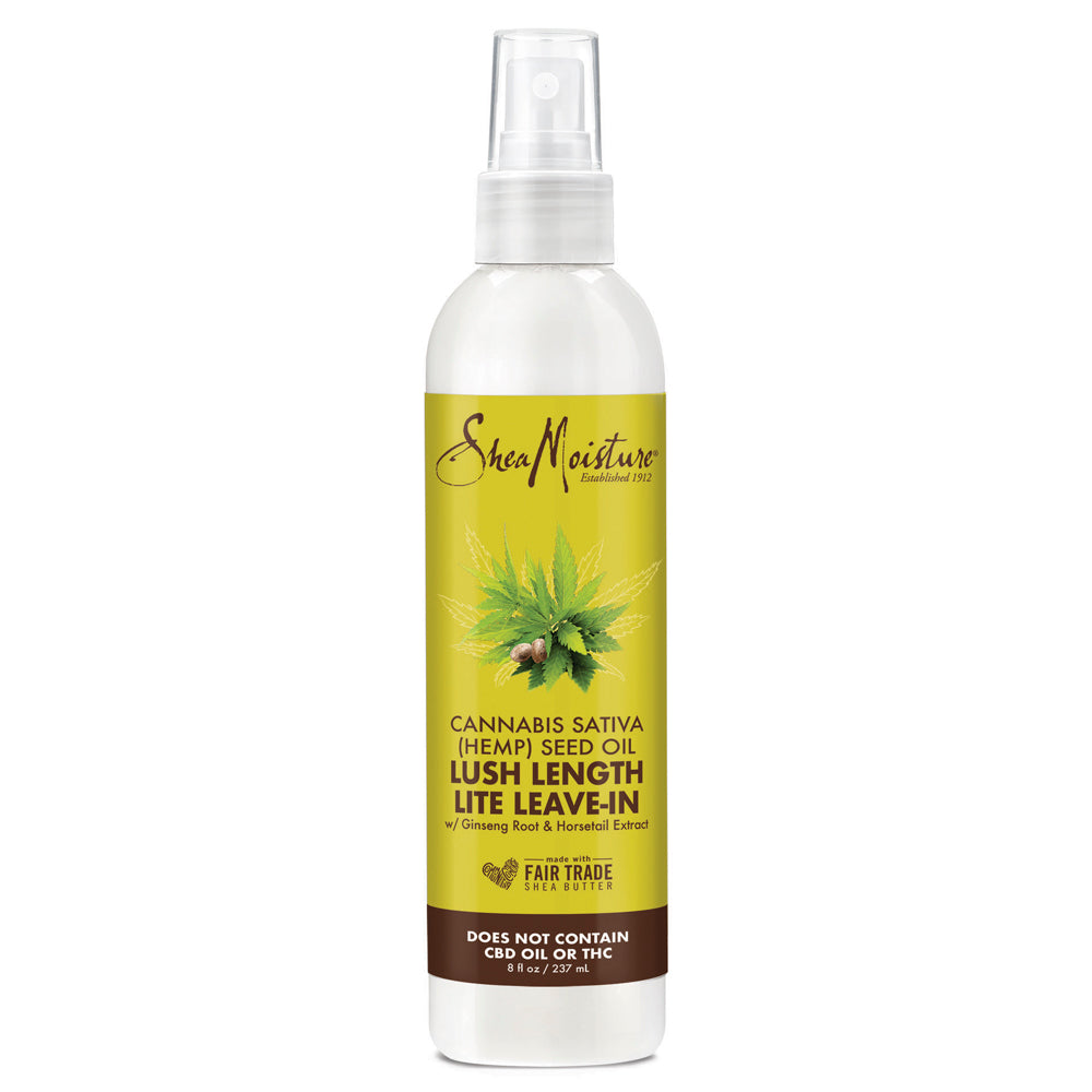 Sheamoisture CANNABIS SATIVA (HEMP) SEED OIL LUSH LENGTH LITE LEAVE-IN