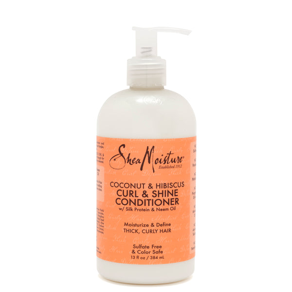 Coconut & Hibiscus Curl & Shine Conditioner