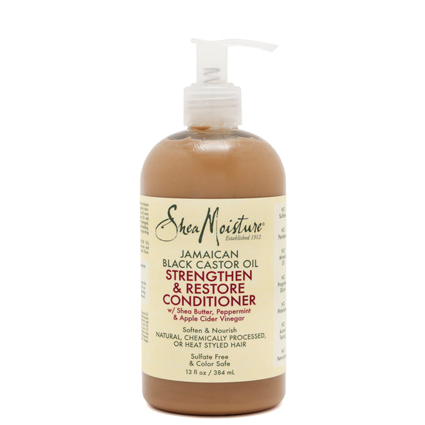 Jamaican Black Castor Oil Strengthen & Restore Conditioner
