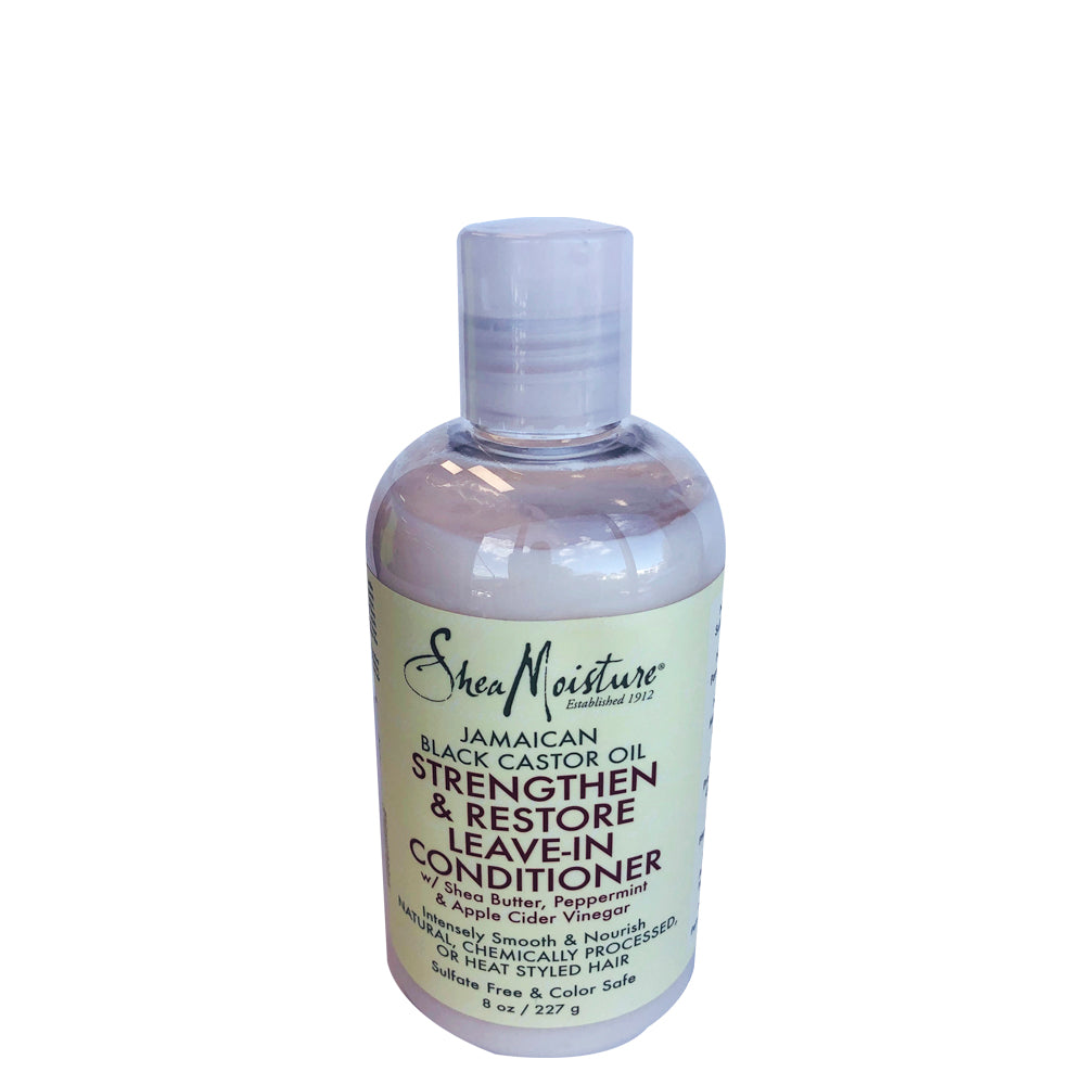 Jamaican black castor oil Leave-in conditioner 8oz