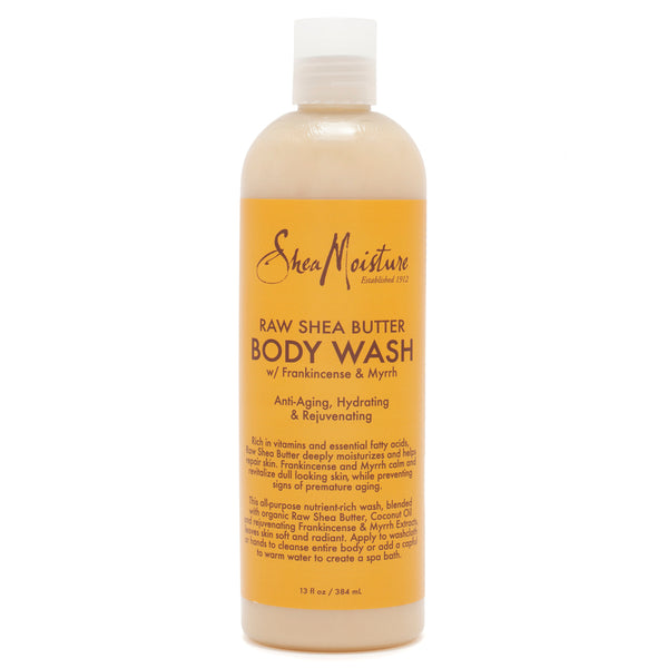 Raw Shea Butter Body Wash