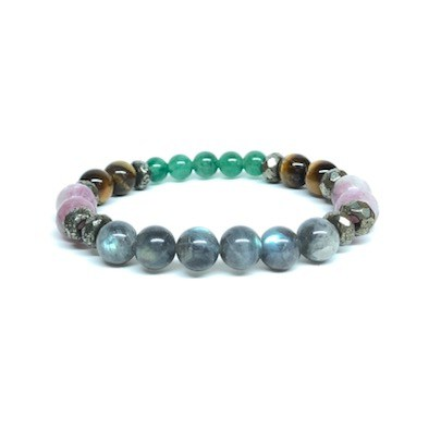 Serenity, Motivation, Peace Bracelet