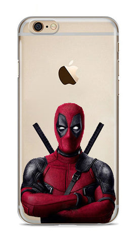 Marvel Deadpool iPhone Case