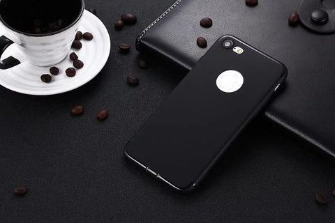 Matte Slim iPhone Case