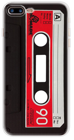 Cassette Phone Cover