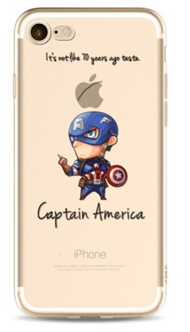 Captain America Phone Case