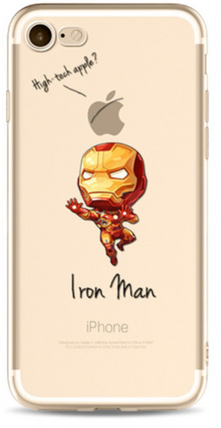 Iron Man Phone Case