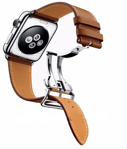 Buckle Genuine Leather Band