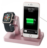 Colored Watch/iPhone Charging Combo
