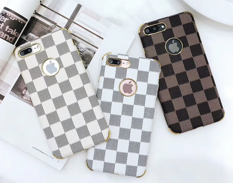 Classic Patterned Phone Case