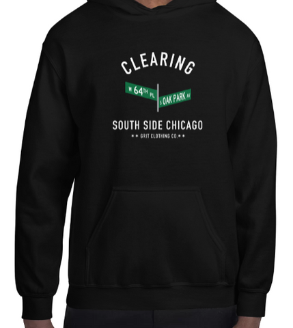 Clearing - 64th Pl & Oak Park - Unisex Hoodie