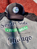 Limited Edition: South Side Baseball 3/4 Sleeve T-Shirt