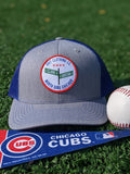 Chicago - Clark & Addison - Mesh Hat