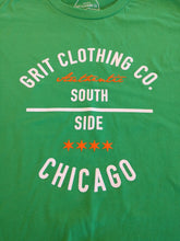 Authentic - South Side Chicago T- Shirt (Green)