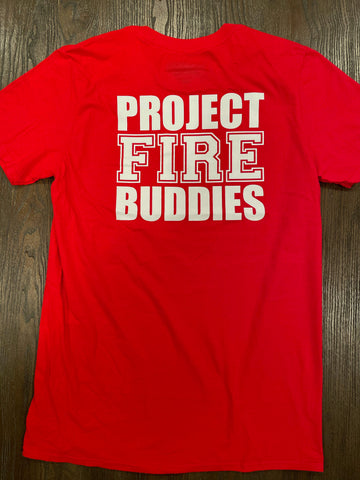 Project Fire Buddies T-Shirt