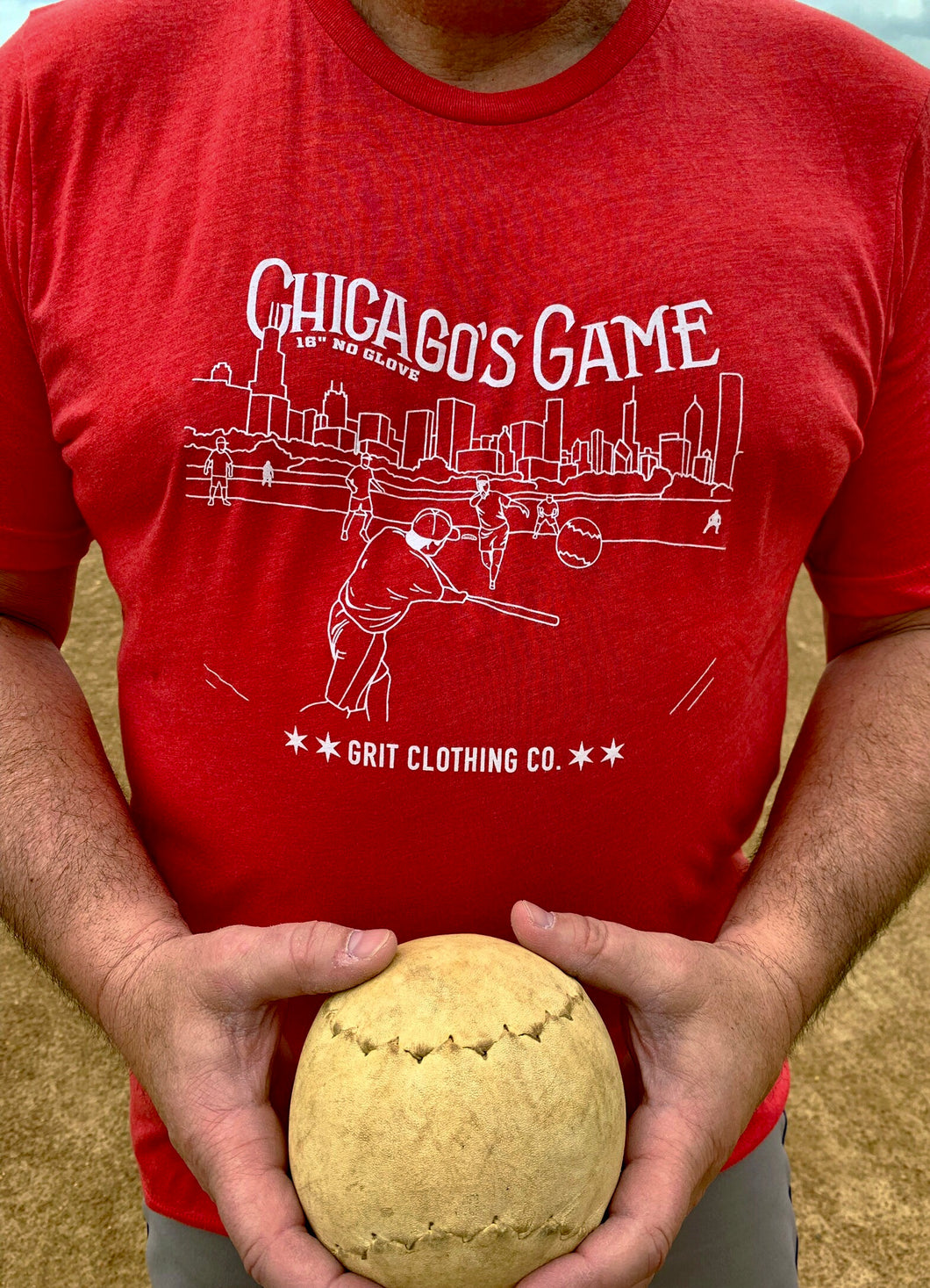 Chicago's Game T-shirt