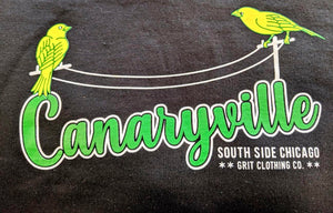 Canaryville Hooded Sweatshirt