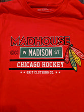Chicago Hockey Long Sleeve T-Shirt