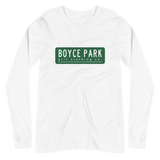 Boyce Park - Long Sleeve T-Shirt