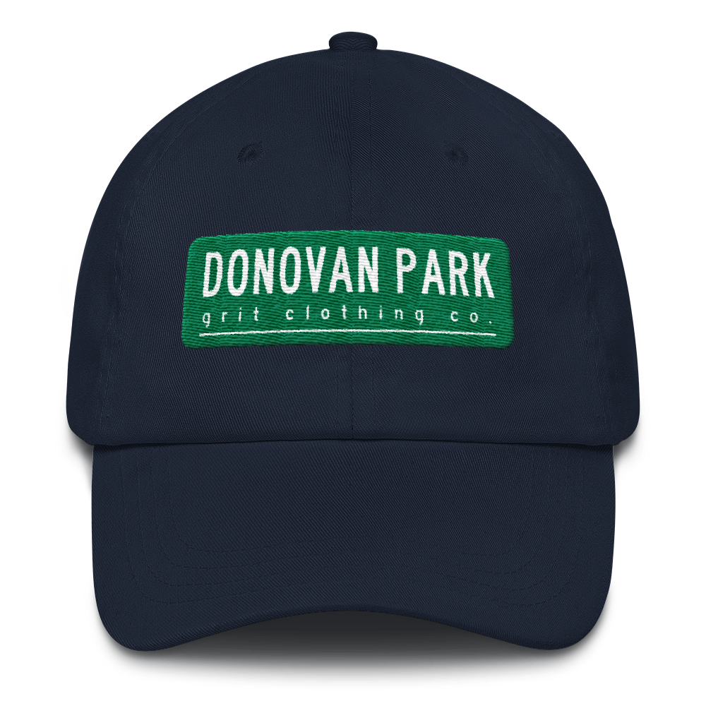 Donovan Park Dad Hat