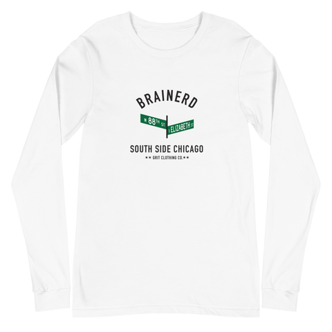 Brainerd - 88th & Elizabeth - Unisex Long Sleeve T-Shirt
