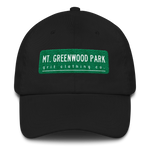 Mt. Greenwood Park Dad Hat