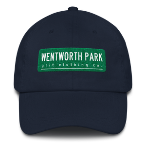 Wentworth Park Dad Hat