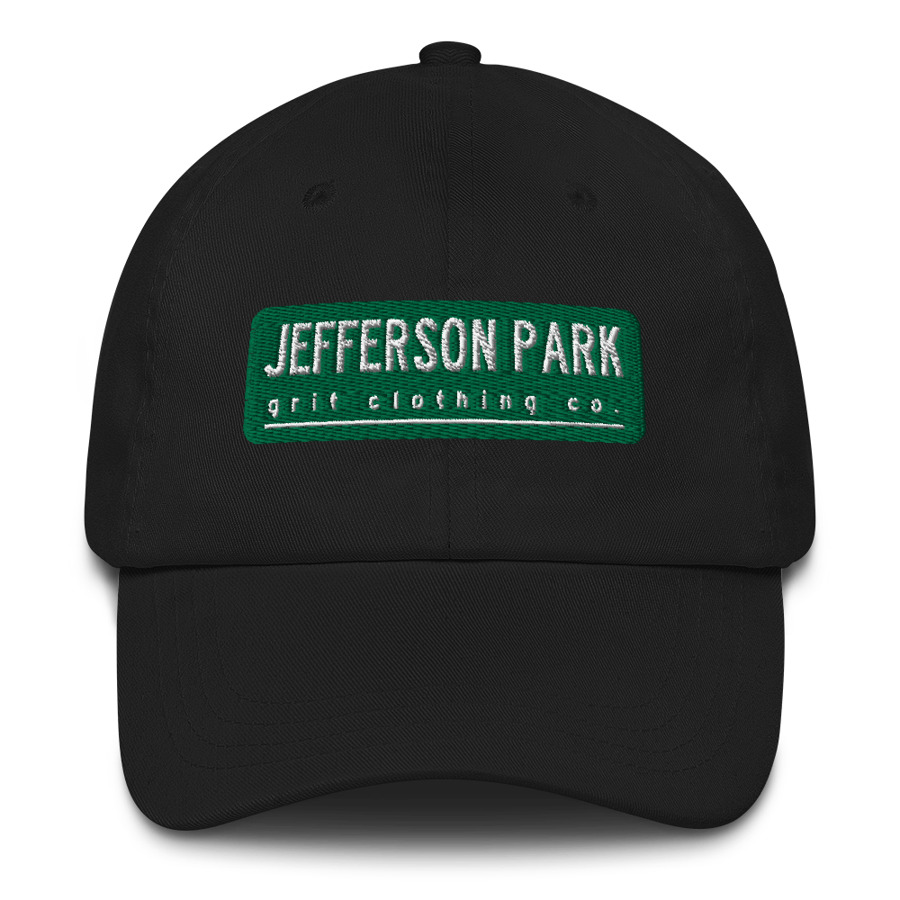 Jefferson Park Dad Hat