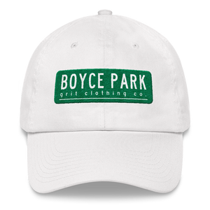 Boyce Park Dad Hat