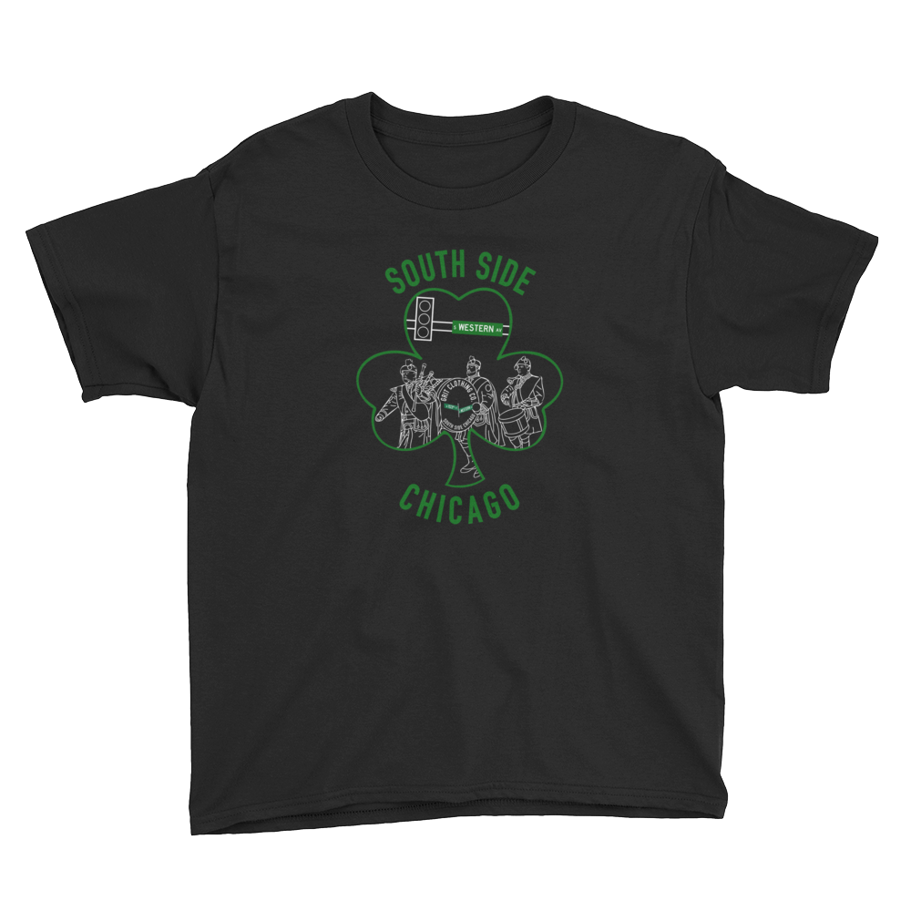 South Side Shamrock - Youth T-Shirt
