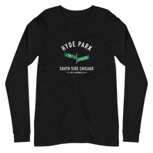 Hyde Park - 55th & Cottage Grove - Unisex Long Sleeve T-Shirt