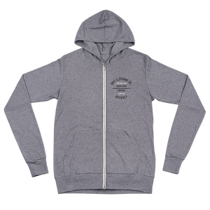Authentic - Beverly - Lightweight Unisex Zip Hoodie