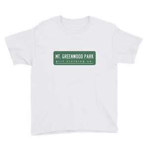 Mt. Greenwood Park - Youth T-Shirt