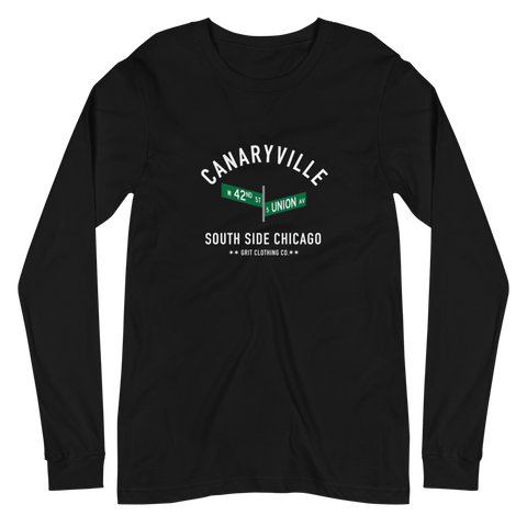 Canaryville - 42nd & Union - Unisex Long Sleeve T-Shirt