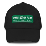 Washington Park Dad Hat